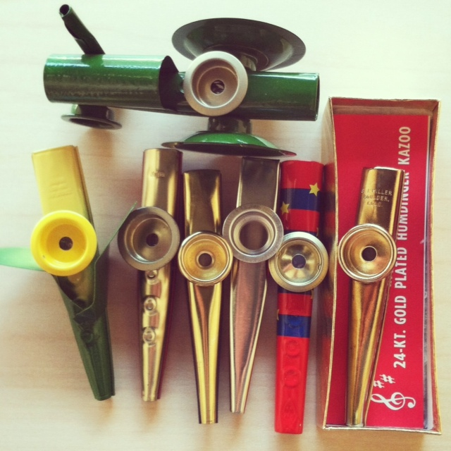 Kazoo collection